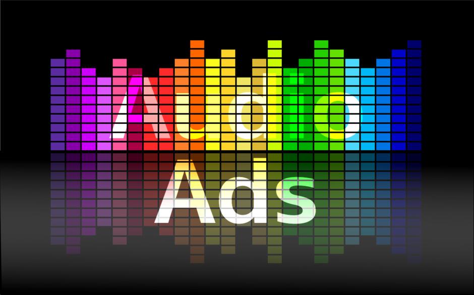オーディオ広告