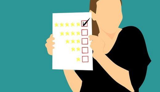 アプリストアで低評価レビューがついた時、どうする?